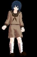 MMD DL: Ciel Phantomhive (child ver.) by LilithZatsune