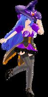 MMD Model: Lilith Gilmort (Halloween ver.)