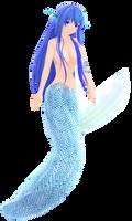 MMD Model: Lilith Gilmort (Mermaid ver.) by LilithZatsune
