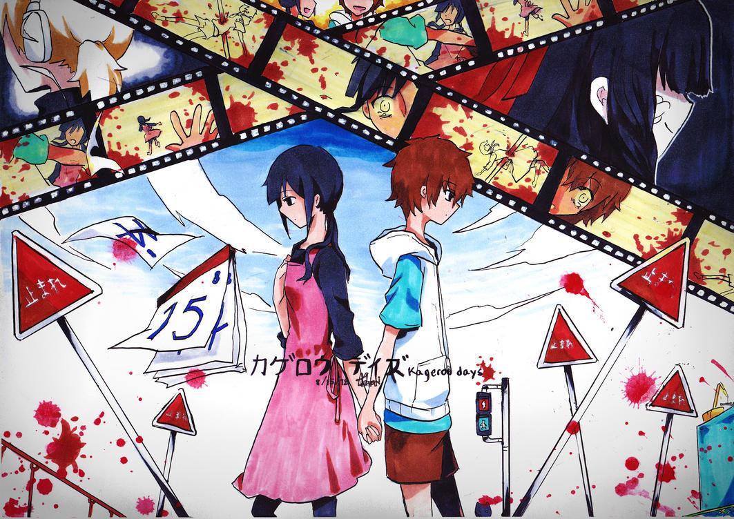 15 Kagerou days by chiaki43Kagerou Days Project