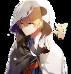 [Render] Yamanbagiri Kunihiro (Touken Ranbu)
