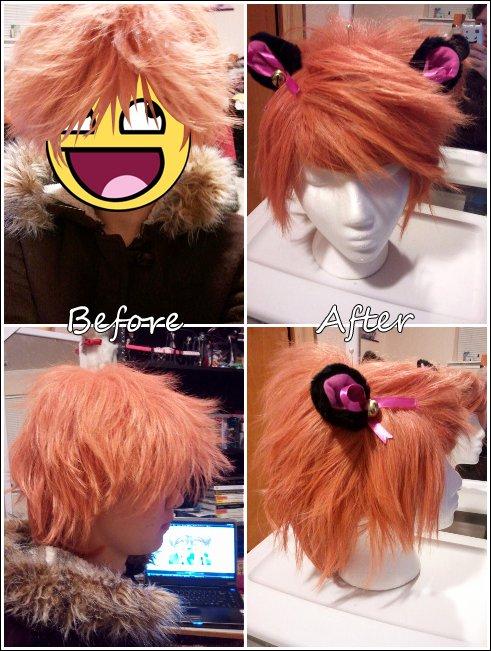 Hikaru Hitachiin Wig by ConfessionsTetragram
