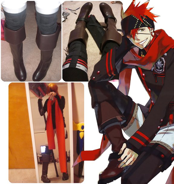 Lavi Cosplay WIP by ConfessionsTetragram