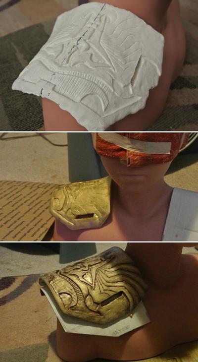 Loki Armor Progress 2 by ConfessionsTetragram