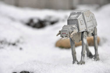 Battle of Hoth by ConfessionsTetragram
