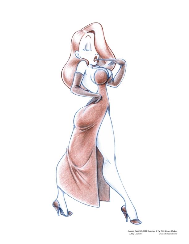 Jessica rabbit pon