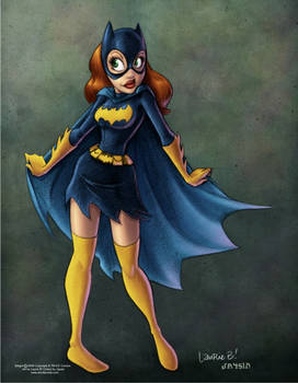 Batgirl Colored