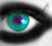 my eye, my vision by 3m0cHild