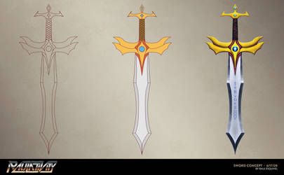 Sword Concept - 6/17/20