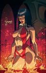 Vampirella - Blood and Fire
