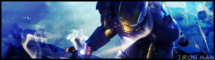 Iron man by Raver999