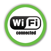 WiFi Badge by Erakis