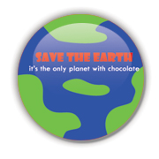 Save the Earth Badge by Erakis