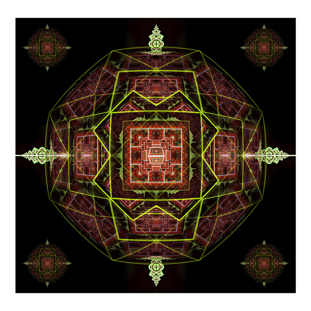 DMT Geometry by Drchristophers