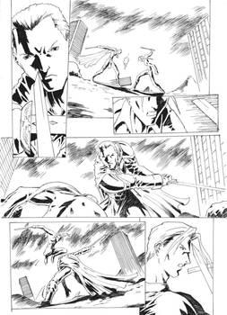 Zokusho Clash page 18
