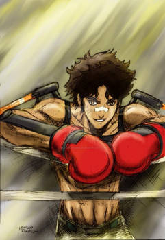 Junk Dog from Megalobox