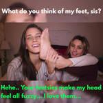 Sisterly Footnosis