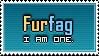 Furfag Stamp by SparkLum