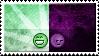 Flipside Stamp by SparkLum
