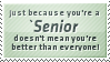 Better Seniors Stamp by SparkLum