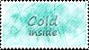 Cold Inside Stamp by SparkLum
