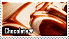 Chocolate Love Stamp by SparkLum