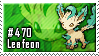 470 Leafeon by SparkLum