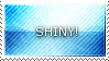 SHINY STAMP by SparkLum