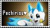 Pachirisu Stamp by SparkLum