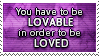 Lovable Love Stamp by SparkLum