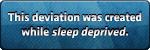 DB3 - Sleep Deprived by SparkLum