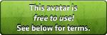 DB3 - Free Avatar by SparkLum