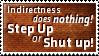 Indirect Stamp
