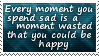 Sad Moments Stamp by SparkLum