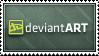 deviantART Stamp by SparkLum