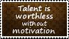 No Motivation by SparkLum