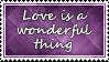 Wonderful Love Stamp by SparkLum