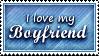 Boyfriend Stamp by SparkLum