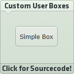 Simple Box by SparkLum