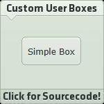 Simple Box by SparkLum