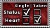 Status Stamp by SparkLum