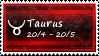 Taurus Stamp by SparkLum