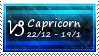 Capricorn Stamp by SparkLum