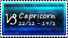 Capricorn Stamp by SparkLum