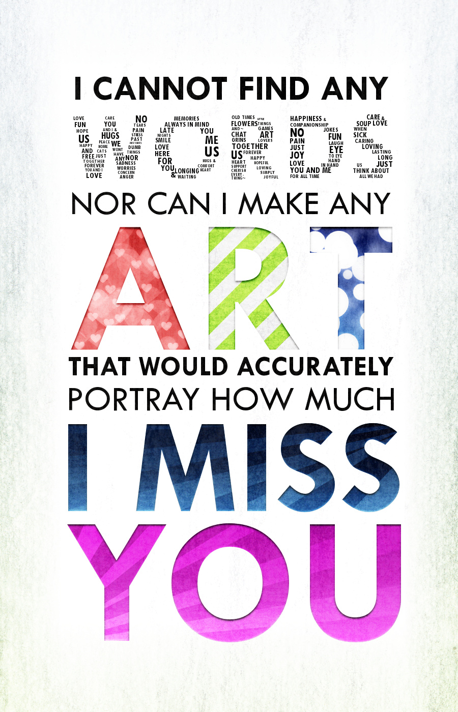 I miss you card with quote the best collection of quotes we will miss you quotes quotesgram m4hsunfo