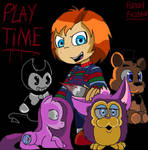 Child's Play- Horror With Toys!