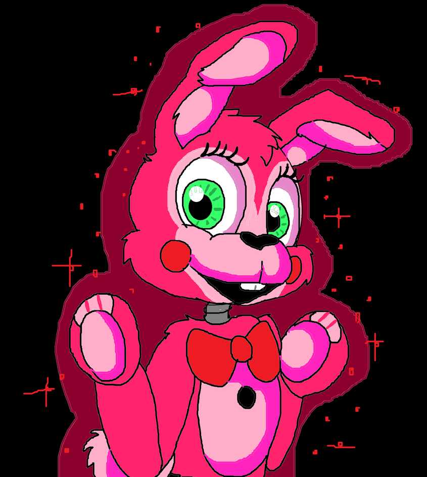 FNAF Sister Location~ Bonnet by FanartFazbear87