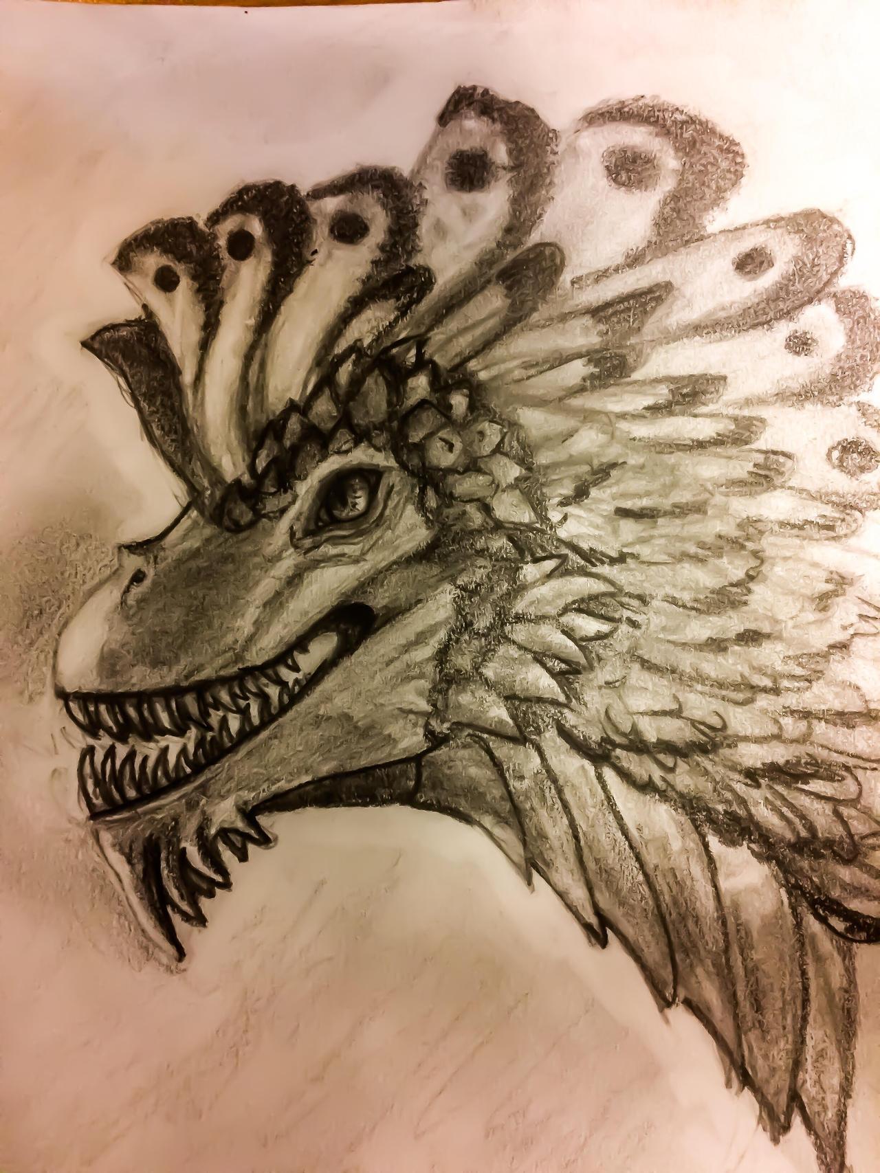 Rock drake by dinodood2000 on DeviantArt