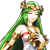 Palutena-Happy