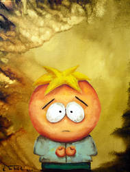 Butters from South Park